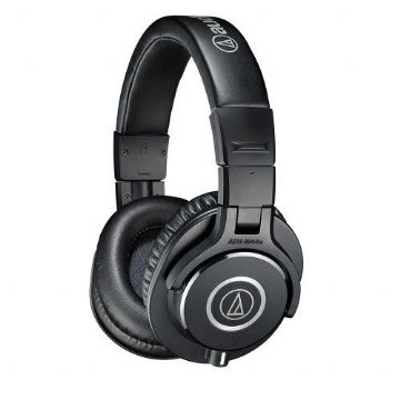 Audio Technica ATH-M40X Precision Studio/Monitor Headphones